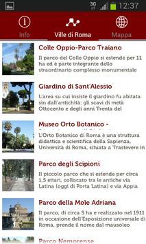 Ville di Roma screenshot 2