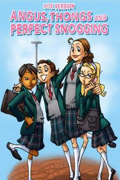 Angus,Thongs&Perfect Snogging poster