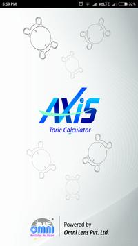 Axis Toric Calculator poster