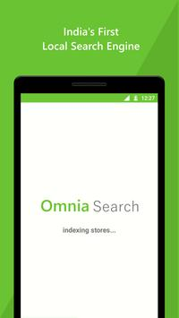Omnia: Search India Locally poster