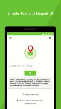 Omnia: Search India Locally apk screenshot