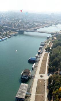 Belgrade panorama screenshot 1