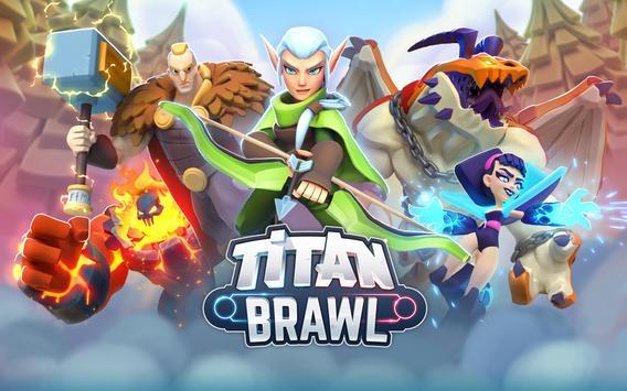 Titan Brawl تصوير الشاشة 11