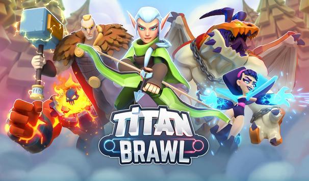 Titan Brawl تصوير الشاشة 17