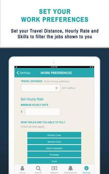 mywork• Shift Jobs On Demand apk screenshot