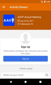 AAVP Meeting Proceedings apk screenshot