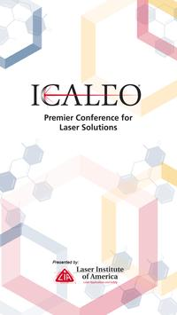 ICALEO 2017 poster