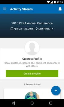 PTRA 2015 Annual Conference apk screenshot