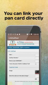 Link My Adhar apk screenshot