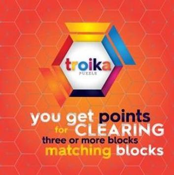 Troika Puzzle poster