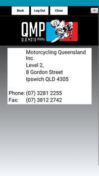 QMP Track Manager apk screenshot