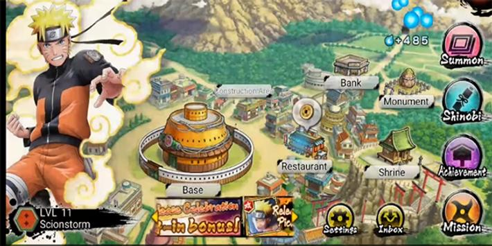 New Guide Naruto X Boruto Ninja Voltage cho Android - Tải về APK