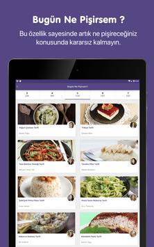 Yemek Tarifleri - Bugün Ne Pişirsem? Ekran Görüntüsü 10