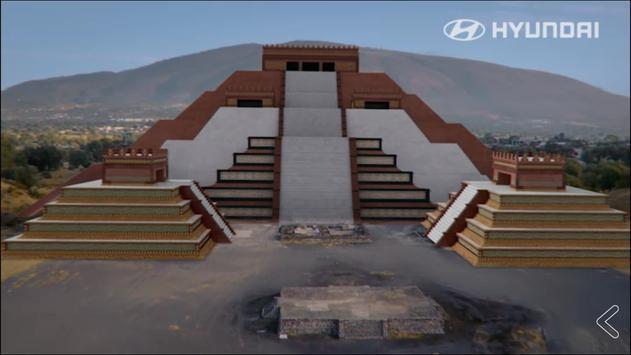 Explore Teotihuacan French apk screenshot