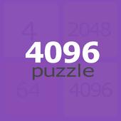 Puzzle 4096 Card icon
