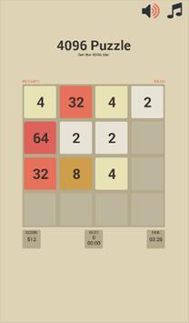 Puzzle 4096 Card screenshot 1
