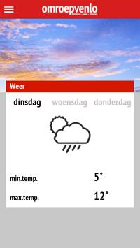 Omroep Venlo apk screenshot