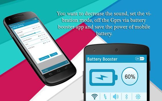 Battery Booster screenshot 4