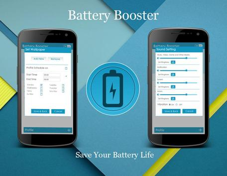 Battery Booster screenshot 5