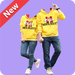 Romantic Couple Photo Suit Editor
