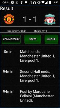 Soccer 442 Free screenshot 4