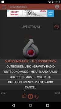 OutboundMusic - The Connection screenshot 2