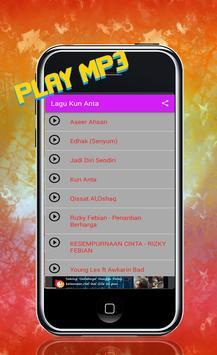 Lagu Kun ANTA MP3 Terbaru poster