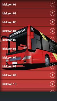 Om Telolet Om Bis Klakson screenshot 7