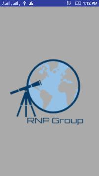 RNP GROUP APP poster