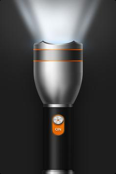 FlashLight Torch LED poster