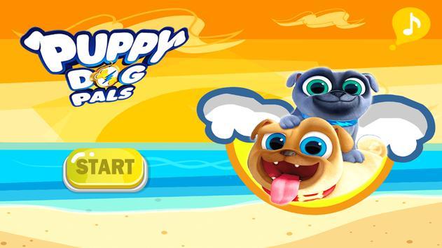 Puppy Dog Pals Run poster