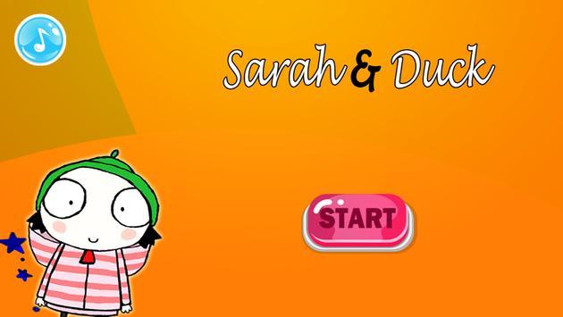 Sarah And Duck Running screenshot 3