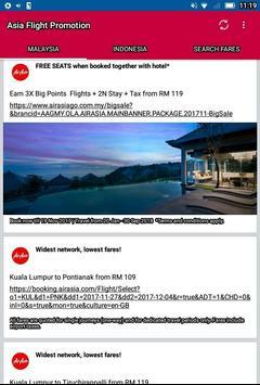 Flight Promotion for AirAsia screenshot 7