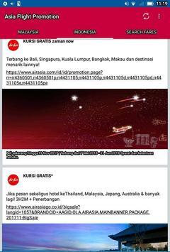 Flight Promotion for AirAsia screenshot 8