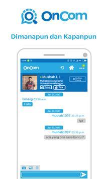 OnCom - Konsultasi jadi mudah! apk screenshot