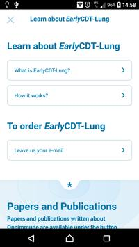 EarlyCDT-Lung for Nodules screenshot 2