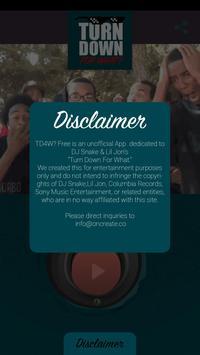 TurnDownfw? with widget free screenshot 8
