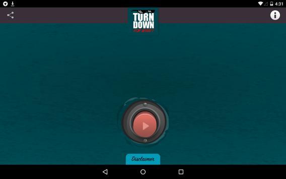 TurnDownfw? with widget free screenshot 3