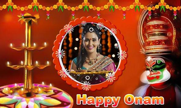 Onam Photo Frames screenshot 1