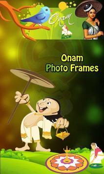 Onam Photo Frame poster
