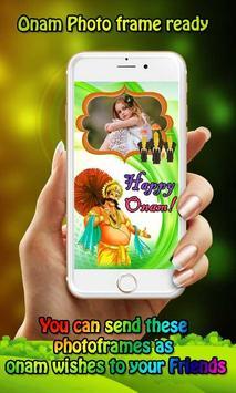 Onam Photo Frame apk screenshot