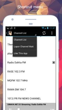 Ethnic Fusion Radio Stations apk screenshot