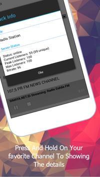 Modern Radio Stations apk screenshot