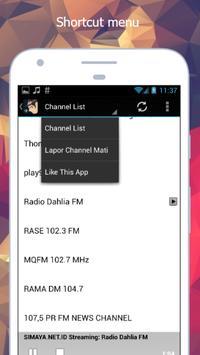 Space Age Pop Radio Stations apk screenshot