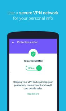 Protect Free VPN+Data Manager apk screenshot