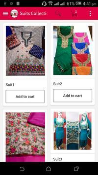 Charu boutique apk screenshot