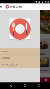 Food Court screenshot 1