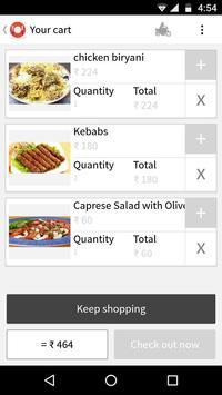 Food Court screenshot 4