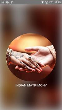 Indian Matrimony poster