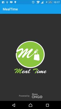Meal Time poster